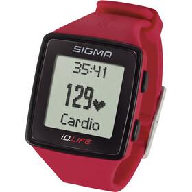 SIGMA SPORT ID.Life Monitor pracy serca - pulsometr, red
